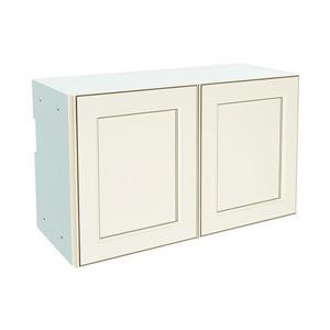 30-in x 18-in Veranda Breeze Upper Cabinet with Doors