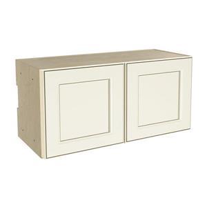 30-in x 14-in Veranda Breeze Upper Cabinet with Doors