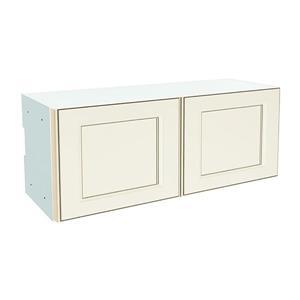 36-in x 14-in Veranda Breeze Upper Cabinet with Doors