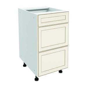 18-in x 30-in Veranda Breeze 3-Drawer Chest with Drawer Fronts