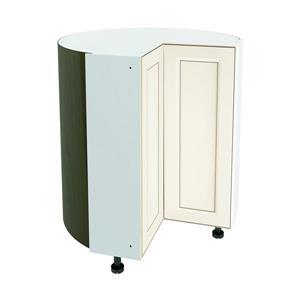 36-in x 30-in Veranda Breeze Corner Cabinet with Doors