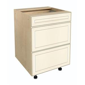 24-in x 30-in Veranda Breeze 3-Drawer Chest with Drawer Fronts