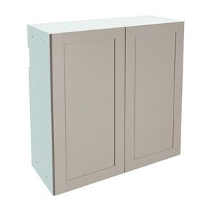 30-in x 30-in Sea Salt Upper Cabinet with Door