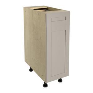 12-in x 30-in Sea Salt Base Cabinet with Door