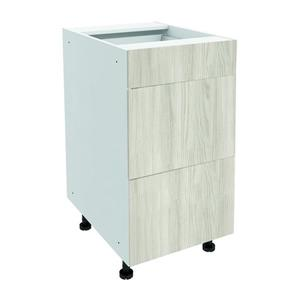 18-in x 30-in Urban Rush 3-Drawer Chest with Drawer Fronts