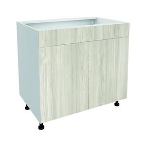 36-in x 30-in Urban Rush Sink Cabinet with Doors