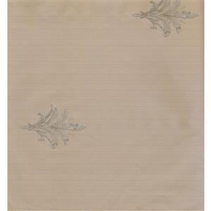York Wallcoverings Trellis Traditional Wallpaper - Cream