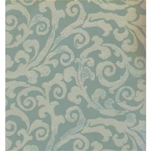York Wallcoverings Trellis Traditional Wallpaper - Green/Beige