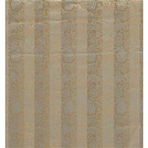 York Wallcoverings Stripes Modern Wallpaper - Light Green
