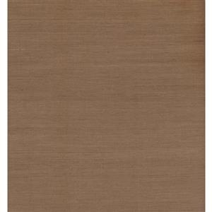 York Wallcoverings Stripes Modern Wallpaper - Brown