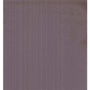 York Wallcoverings Stripes Modern Wallpaper - Violet