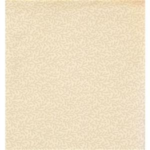 York Wallcoverings Stripes Modern Wallpaper - Cream