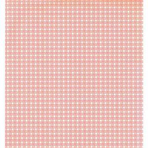 York Wallcoverings Stripes Modern Wallpaper - Pink/White