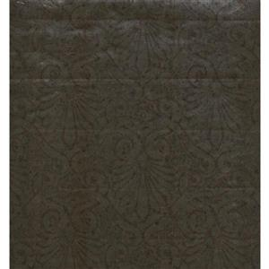 York Wallcoverings Paisley Modern Wallpaper - Brown/Green