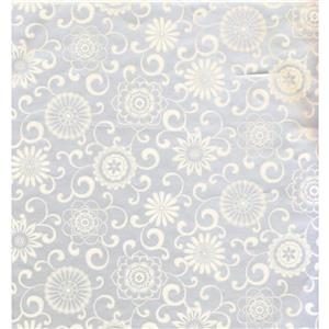 York Wallcoverings Kids Wallpaper for Boys and Girls - Cream/Violet