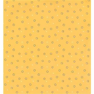 York Wallcoverings Kids Wallpaper for Boys and Girls - Yellow