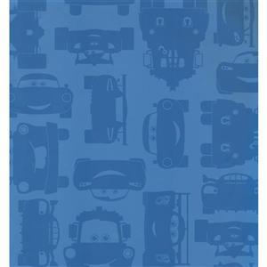 York Wallcoverings Kids Wallpaper for Boys and Girls - Blue