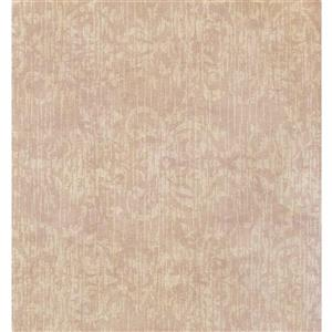 York Wallcoverings Abstract Modern Wallpaper - Beige