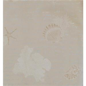 York Wallcoverings Abstract Modern Wallpaper - Cream