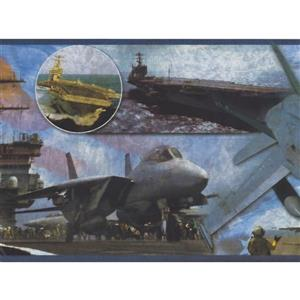 Retro Art USA Military Wallpaper