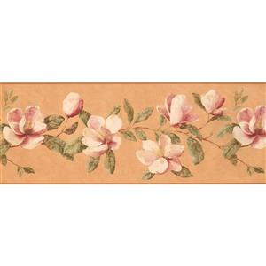York Wallcoverings Magnolia Blossom Wallpaper