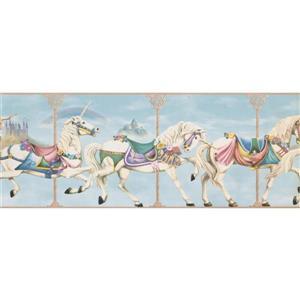 Retro Art Unicorn Wallpaper