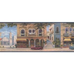 Retro Art Vintage Havana Wallpaper