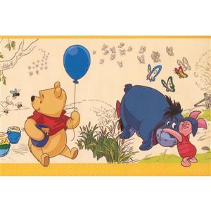 York Wallcoverings Disney Winnie the Pooh Wallpaper