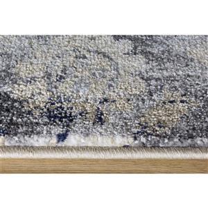 Kalora Clarity Abstract Rug - 8' x 11' - Gray
