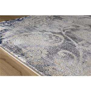 Kalora Clarity Abstract Rug - 5' x 8' - Gray