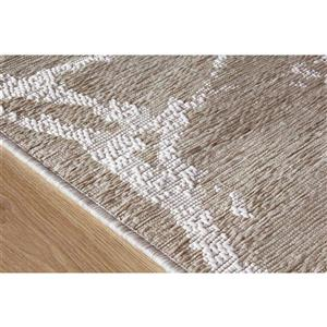 Kalora Vista Abstract Rug - 8' x 11' - Beige