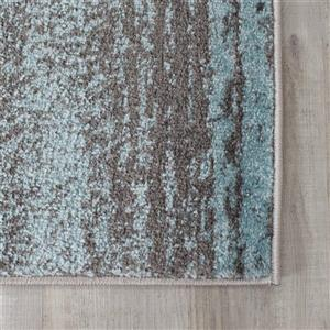 Kalora Focus Geometric Rug - 8' x 11' - Blue