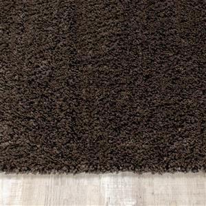 Kalora Shaggy Rug - 4' x 6' - Charcoal