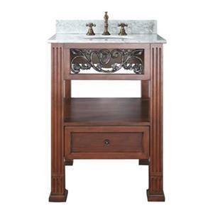 Avanity Napa 24-in Bathroom Vanity,NAPA-VS24-DC-C