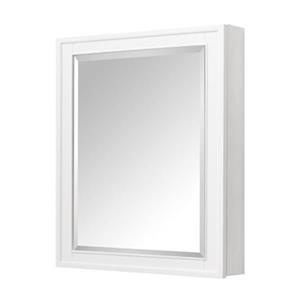 Avanity Madison Mirror Medicine Cabinet,MADISON-MC28-WT