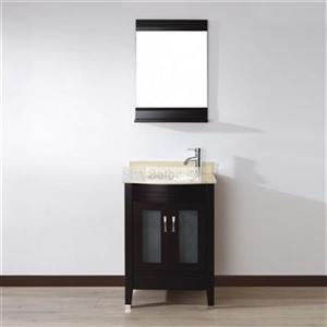 Spa Bathe 24-in ELVA Series Bathroom Vanity,EV24CH-GB