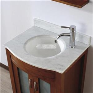 Spa Bathe 24-in ELVA Series Bathroom Vanity,EV24CC-CWM