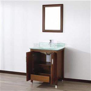 Spa Bathe 28-in JAQ Series Bathroom Vanity,JA28CC-MG