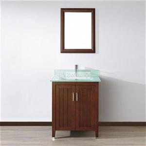 28-in JAQ Series Bathroom Vanity