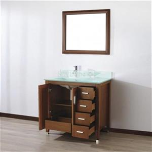 Spa Bathe 36-in JAQ Series Bathroom Vanity,JA36CC-MG