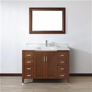 Spa Bathe 48-in JAQ Series Bathroom Vanity,JA48CC-CWM