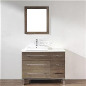 Spa Bathe 42-in Grada Series Bathroom Vanity,GO42SA
