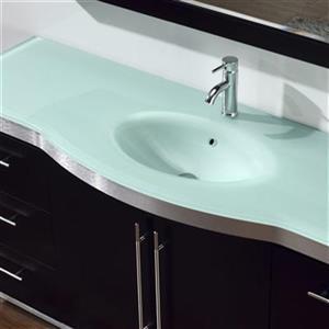 Spa Bathe 72-in Delucia Series Bathroom Vanity,DE72SCH-MG