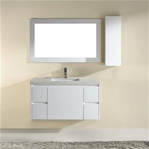 42-in BACH Series Bathroom Vanity