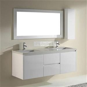 63-in Bach Series Double Vanity