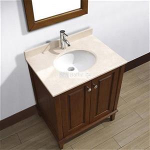 Spa Bathe 30-in Lauren Series Bathroom Vanity,LAE30CC-GB