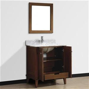 Spa Bathe 30-in Lauren Series Bathroom Vanity,LAE30CC-CWM
