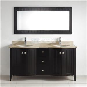 Spa Bathe Beaumont Series 60-in Vanity,BP60Esp-GB