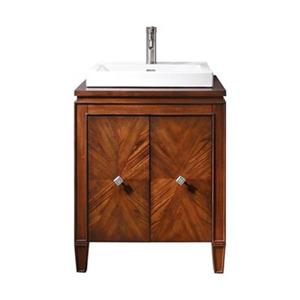 Avanity 25-in Brentwood Bathroom Vanity with Countertop and