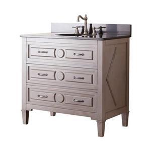 Avanity 36-in Kelly Bathroom Vanity with Countertop and Sink